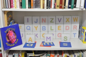 PHonics shelf