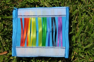 Silky Velcro Chew