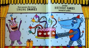 Singing Snakes