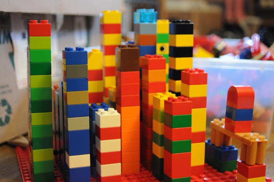 Lego Sequencing