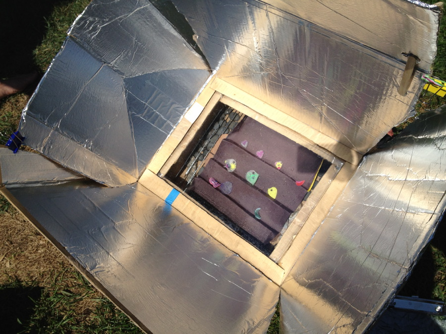 Mark 3 Solar Oven