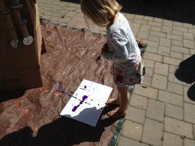 paper splat