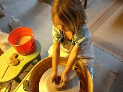 Wheel Pottery